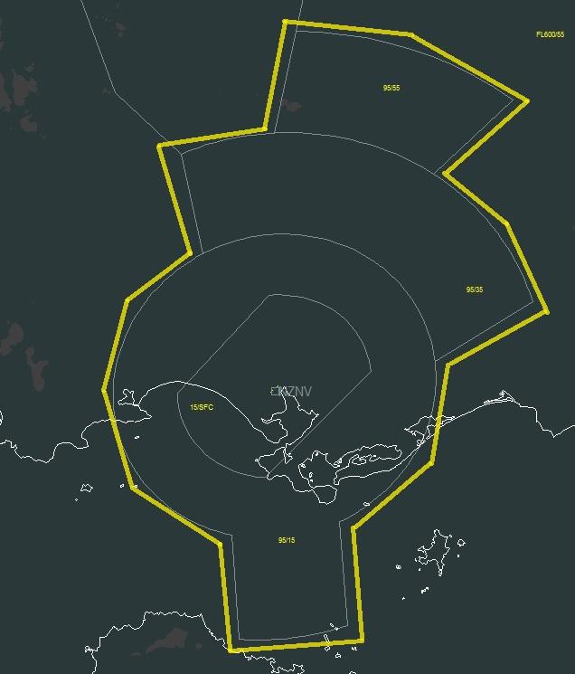 NZNV Airspace