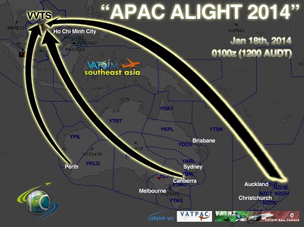 APAC Alight 2014