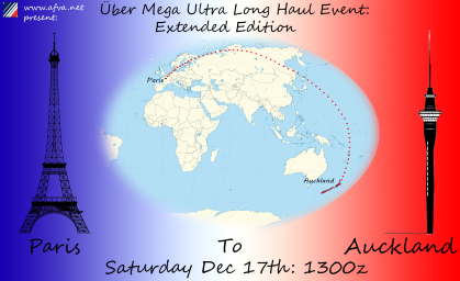 Uber Mega Ultra Long Haul