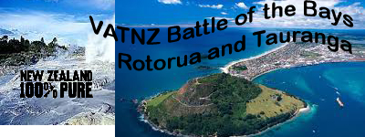 Battle of the Bay Towers - Rotorua and Tauranga