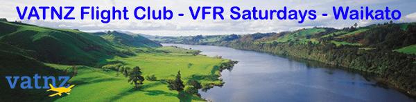 VFR Saturday - Waikato