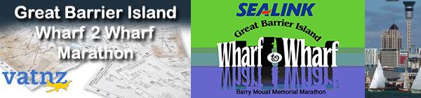 Great Barrier Island Wharf 2 Wharf Marathon