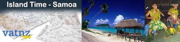 Island Time - Samoa