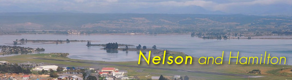 Nelson and Hamilton