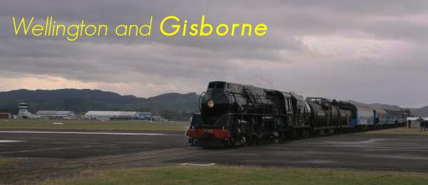 Wellington and Gisborne