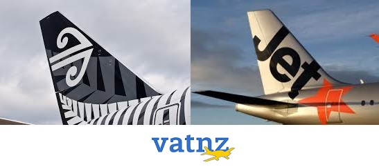 Air NZ vs Jetstar