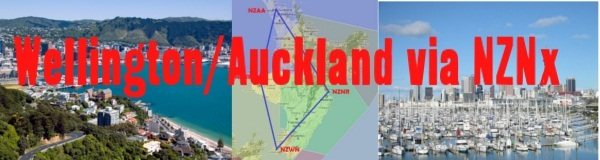 Wellington/Auckland via NZNx