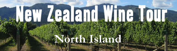 New Zealand Wine Tour - North Island