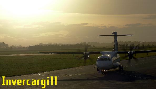 Invercargill - NZNV