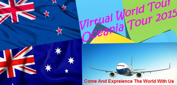 Oceania Tour 2015